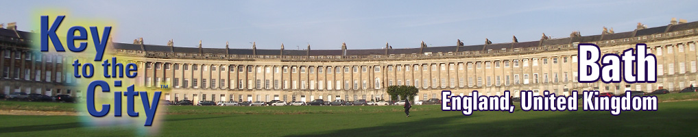 Key to the City™, Bath.