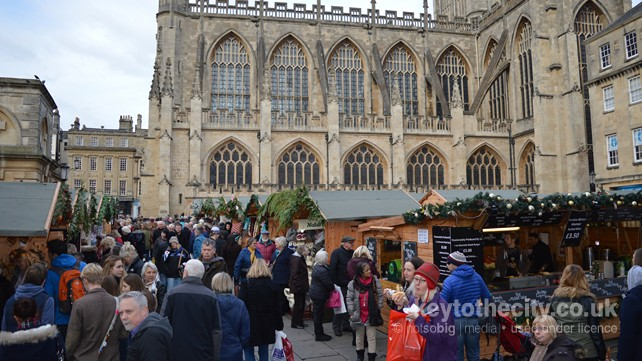 Christmas Markets, Bath