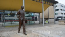 Statue Commemorating Cary Grant, Bristol Harbourside