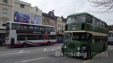 Bristol Buses (Then and Sadly Now)