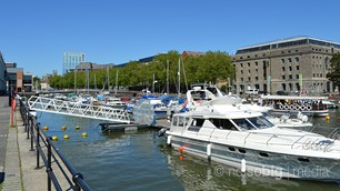 The Bristol Harbourside