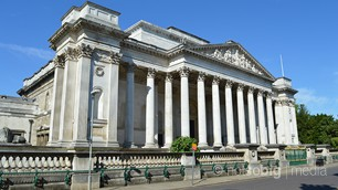 The Fitzwilliam Museum, Cambridge