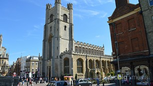 Great Saint Mary�s Church, Cambridge