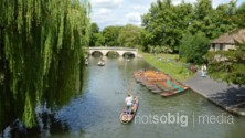 River Cam - The Backs, Cambridge