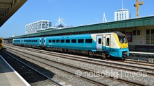 Arriva Trains Wales at Cardiff Central
