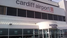 Cardiff Airport, Rhoose