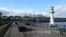 Roath Park and Lake, Cardiff