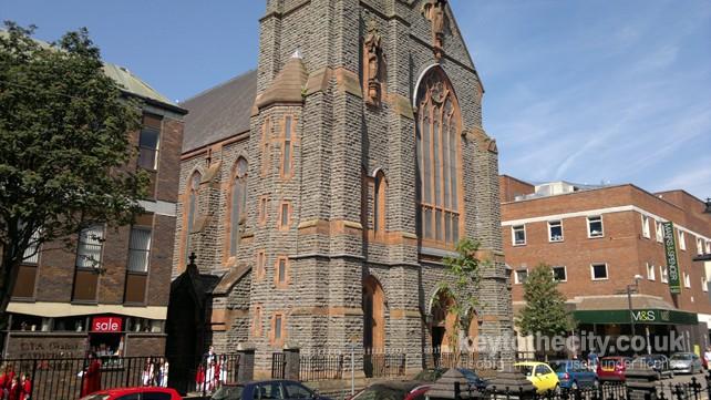Church Street Cardiff Charles Street Cardiff