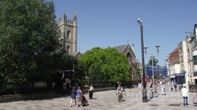 St John's Church, Cardiff