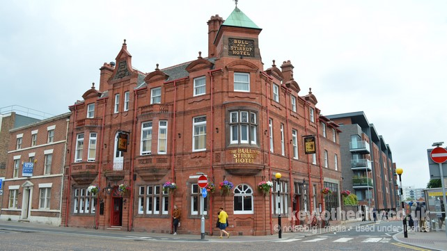The Bull & Stirrup Hotel, Chester