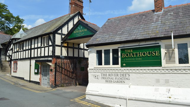 The Boathouse Inn & Riverside Rooms, Chester