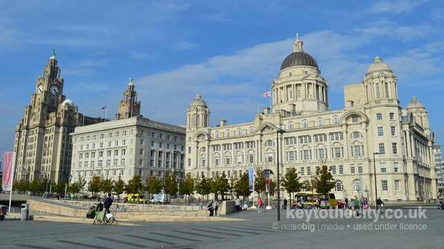 Three Graces, Liverpool