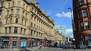 Deansgate, Manchester