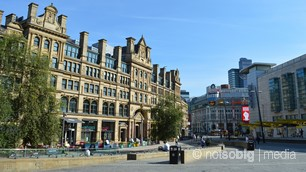 Exchange Square, Manchester