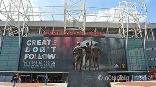 Manchester United Football Club, Manchester