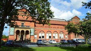 Salford Museum and Art Gallery, Salford