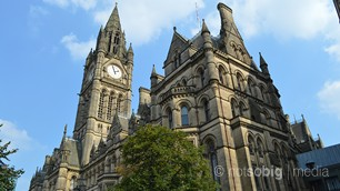 Town Hall, Manchester