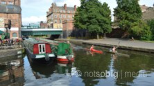 Nottingham and Beeston Canal