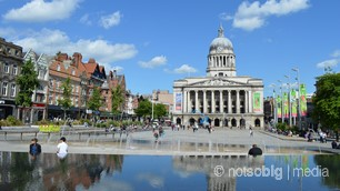 Old Market Square, Nottingham