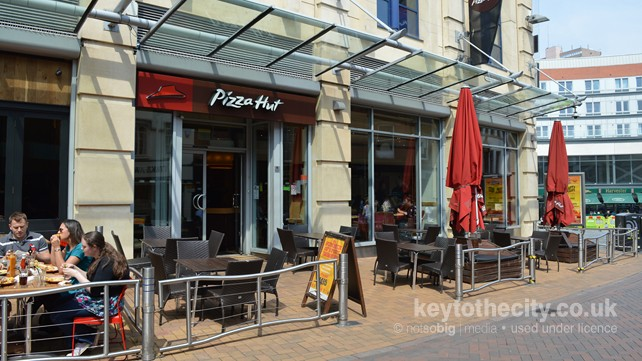 Pizza Hut Forman Street Nottingham Nottingham Restaurant